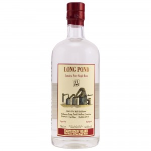 Long Pond STCE White Rum (Habitation Velier)