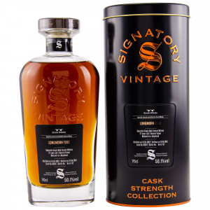 Longmorn 1992/2019 27 Jahre Single Cask-Nr. 48501 (Signatory Cask Strength)