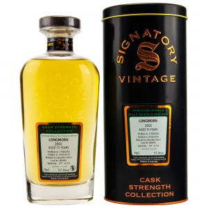 Longmorn 2002/2018  Cask No. 800645 (Bourbon Barrel) (Signatory Cask Strength)