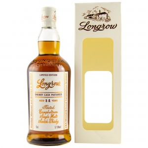 Longrow 14 Jahre Sherry Cask Matured Release 2018