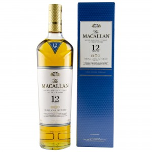 Macallan 12 Jahre Triple Cask Matured