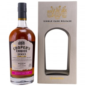 Macduff 2003/2018 14 Jahre Single Cask No. 2139 Moscatel Finish (The Coopers Choice)
