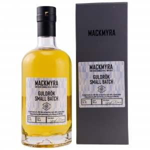 Mackmyra Guldrök Small Batch