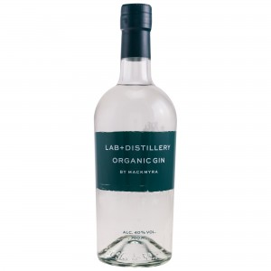 LAB Distillery Organic Gin by Mackmyra