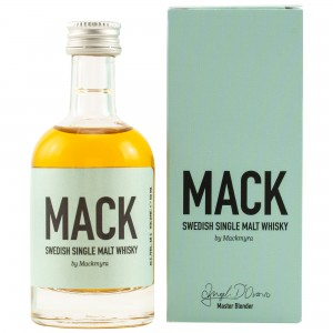 Mackmyra Mack - Single Malt Whisky (Miniatur)