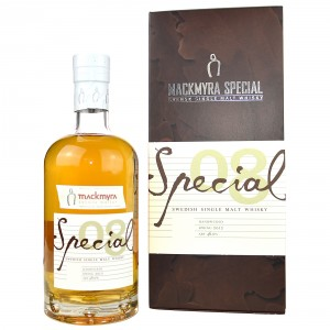Mackmyra Special 08 Hand Picked Sauternes Wood Finish (Schweden)