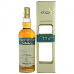 Mannochmore 1996/2017 (G&M Connoisseurs Choice)