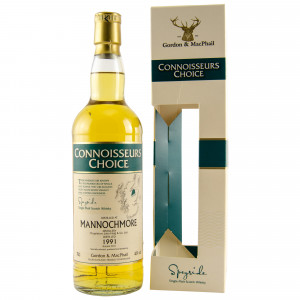 Mannochmore 1991/2011  (G&M Connoisseurs Choice)