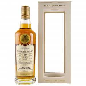Mannochmore 1999/2018 Cask Strength (G&M Connoisseurs Choice)