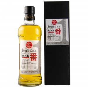 Mars Shinshu Vintage 2013 Single Cask No. 1664