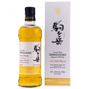 Mars Komagatake Single Malt Limited Edition 2018
