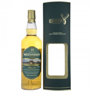 Miltonduff 10 Jahre (G&M Distillery Label)