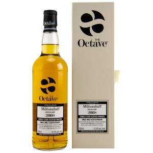 Miltonduff 2008/2017 Single Cask No. 8316503 The Octave (Duncan Taylor)