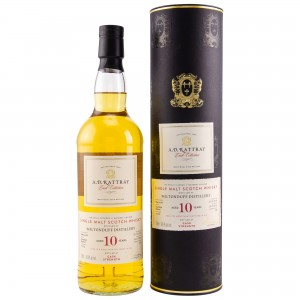 Miltonduff 2008/2019 10 Jahre Bourbon Single Cask (A. D. Rattray)