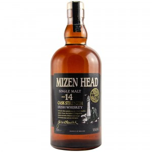 Mizen Head 14 Jahre Single Malt Cask Strength