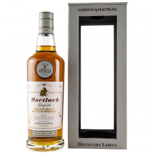 Mortlach 25 Jahre (G&M Distillery Label)