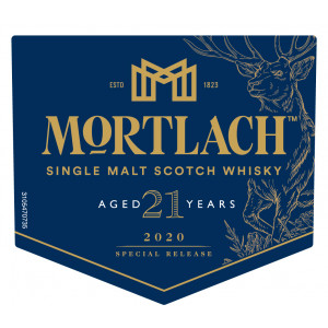 Mortlach 21 Jahre - Special Release 2020