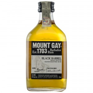 Mount Gay 1703 Black Barrel (Miniatur)