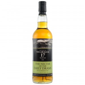 The Nectar of the Daily Drams Nicaragua Rum 2000/2017 17 Jahre