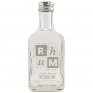 Neisson Rhum Le Rhum par Neisson 52,5% (Rum) (Martinique) (200ml)