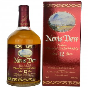 Nevis Dew Deluxe 12 Jahre Blended Scotch