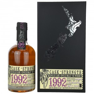 The New Zealand 1992/2016 Cask Strength (Neuseeland)