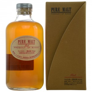 Nikka Pure Malt Red (Japan)