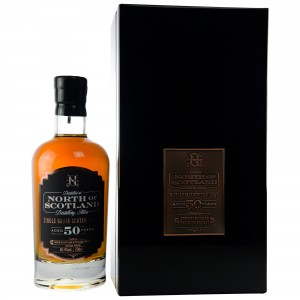 North of Scotland 50 Jahre Single Grain Scotch Whisky