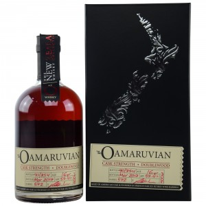 The New Zealand The Oamaruvian 16 Jahre Cask Strength Double Wood (Neuseeland)