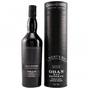 Oban Bay Reserve - Haus The Night's Watch (GOT Malts Collection)