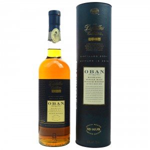 Oban Distillers Edition 2001/2016 Double Matured in Montilla Fino Casks