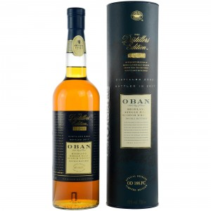 Oban Distillers Edition 2003/2017 Double Matured in Montilla Fino Casks