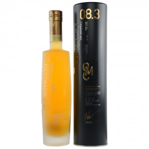 Octomore Masterclass_08.3 Islay Barley 5 Jahre (309 ppm)