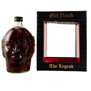 Old Monk The Legend Very Old Vatted (Liter) (Indien)