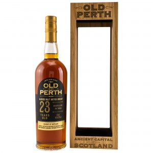 Old Perth 23 Jahre Limited Batch Release Blended Malt Scotch Whisky