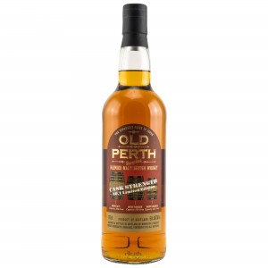 Old Perth Sherry Cask Matured Blended Malt Scotch Whisky Cask Strength