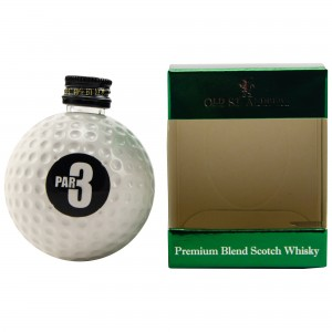 Old St. Andrews Golfball Par3 (Miniatur)