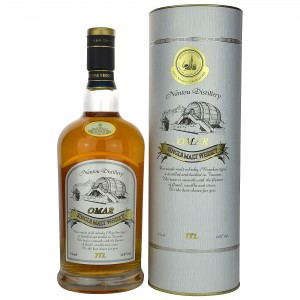Omar Single Malt Whisky Bourbon Type (Taiwan)