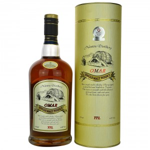 Omar Single Malt Whisky Sherry Type (Taiwan)