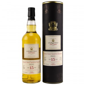 Orkney 2002/2018 15 Jahre Bourbon Hogshead Single Cask 10 (A. D. Rattray)