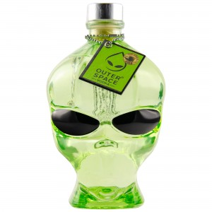 Outerspace Alien Head Vodka