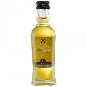 Paul John Bold Single Malt Whisky (Miniatur) (Indien)