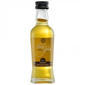 Paul John Edited Single Malt Whisky (Miniatur) (Indien)
