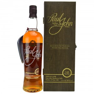 Paul John Single Cask No. 1051 (Indien)