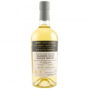 Blended Malt Peated Cask Matured The Classic Range (Berry Bros and Rudd)