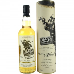 Peats Beast Cask Strength