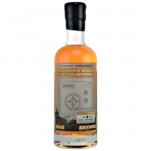 Peatside 5 Jahre Batch 1 - Madeira Cask (That Boutique-y Whisky Company)