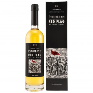 Penderyn Red Flag Madeira Finish (Wales)