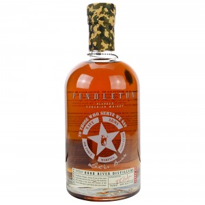 Pendleton Blended Canadian Whisky Military Edition (Kanada)
