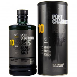 Port Charlotte Heavily Peated 10 Jahre